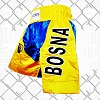 FIGHTERS - Thaibox Shorts: Bosnien-Bosna